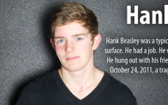 Senior Hank Beasley shares his story