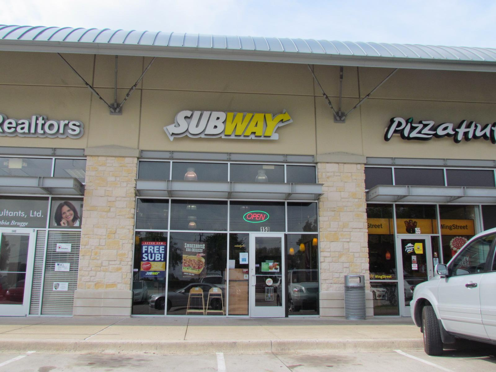 Subway is one of the many places graduates can get a discount.