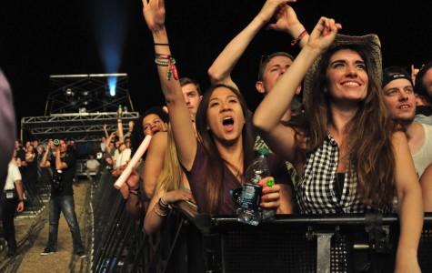 Festival rocks suburban Dallas