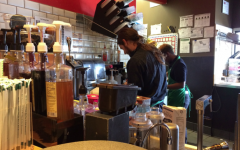 Starbucks gives employees a chance