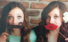 Freshman twins gain internet fame