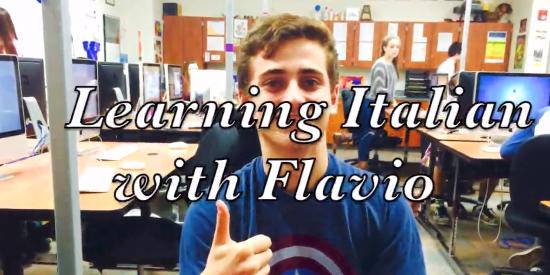 Learning Italian with Flavio