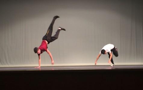 Studio Dance performance Thursday night