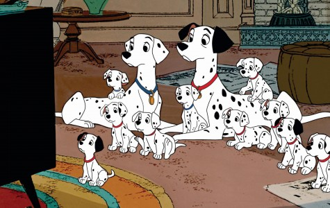 Kids take 101 Dalmatians
