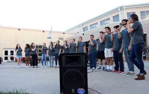 Choir hosts a coffee house performance