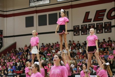 Administration seeks new cheer coach