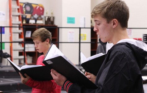 Filling the community with carols