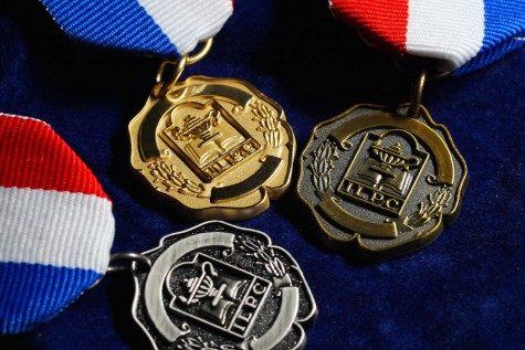 Red Ledger staff earns multiple state awards