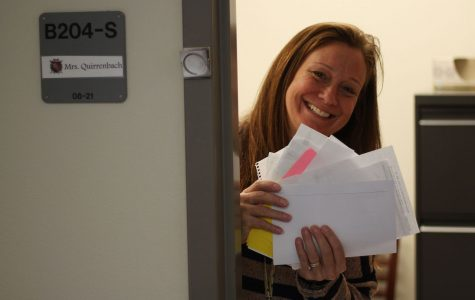 New attendance clerk starts year with 'high hopes'