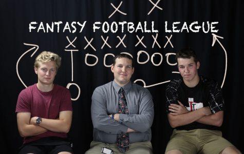 Teacher leads fantasy league