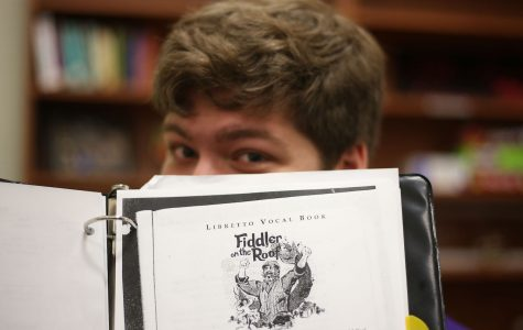 Cast set, excitement high for 'Fiddler on the Roof'