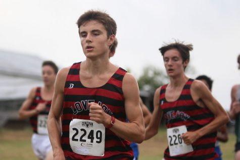 Cross country looks to showcase months of training at district