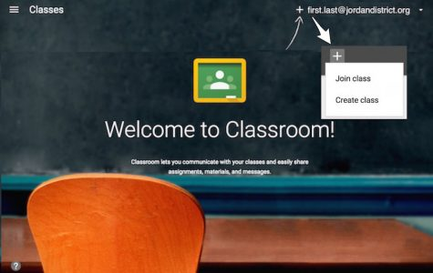 Google classroom offers learning opportunities, organization