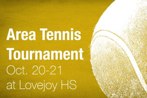 Area tennis tournament to be held at home with high hopes