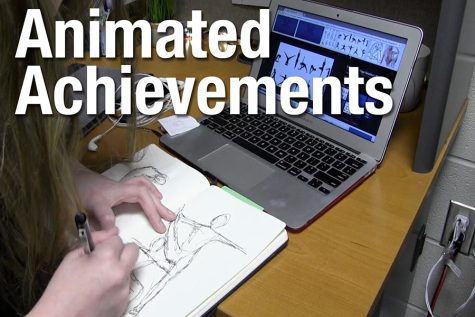 Video: Animated achievements