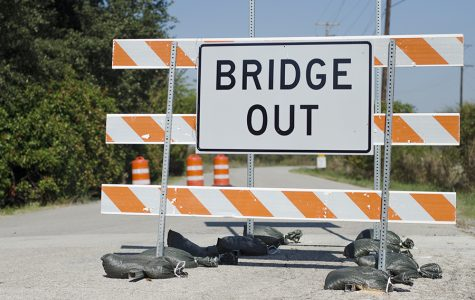 Blondy Jhune Road closed for bridge reconstruction