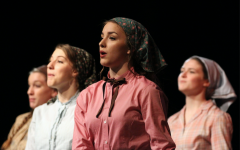 Theatre department to present 'Fiddler on the Roof' beginning Thursday