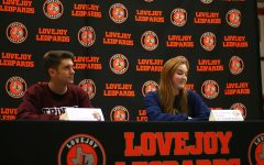 National Signing Day: Two athletes make their choices