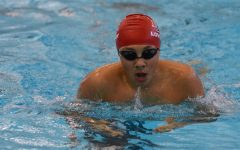 Five swimmers to compete at state