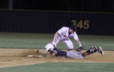 Baseball look to upset undefeated Forney