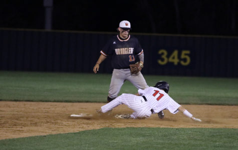 Baseball looks to stay in playoff hunt