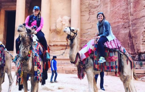 English teacher travels to Middle East to bring beliefs to life