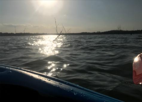 Environmental Club to clean up Lake Lavon Saturday