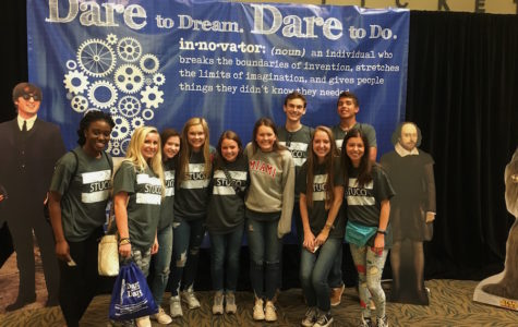 STUCO attends TASC state convention