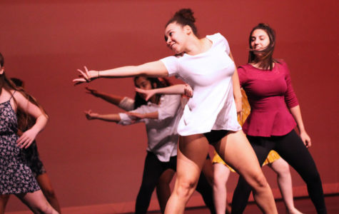 Studio dance concert to showcase season's work