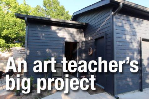 Video: An Art Teacher's Big Project