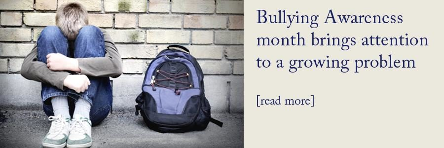 Bullying+month+prompts+awareness