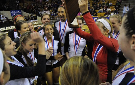 Volleyball team is 4-time state champion