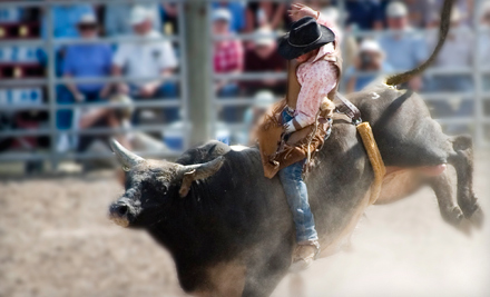 Rodeo rides into town