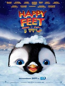 Happy Feet dances to the wrong beat