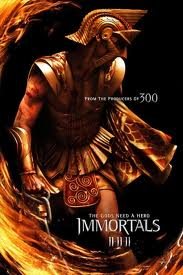 Blood and gore makes The Immortals a mess