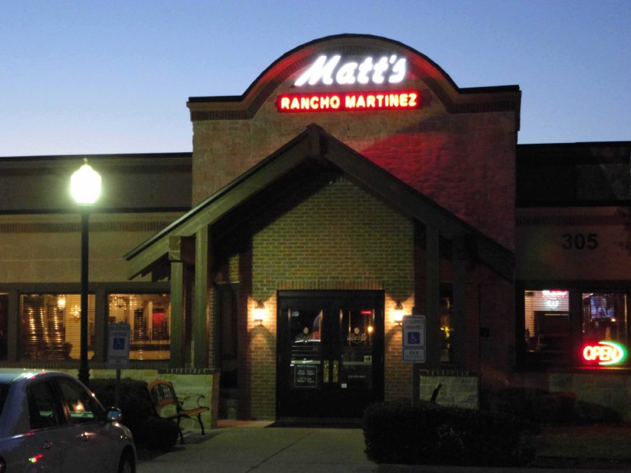 Matt's serves as solid addition to Allen