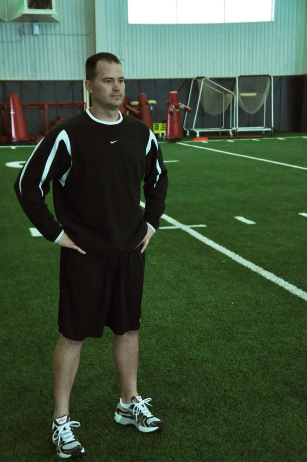 Green brings new coaching staff
