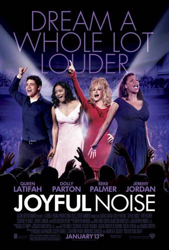 Joyful Noise rings true but a little flat