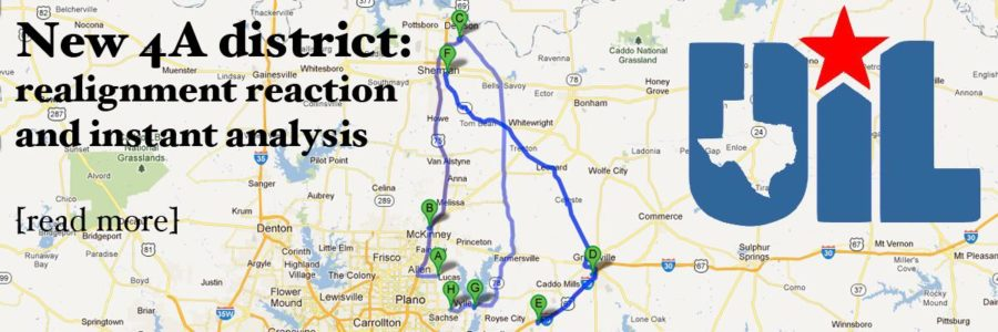 Instant analysis of the 4A district