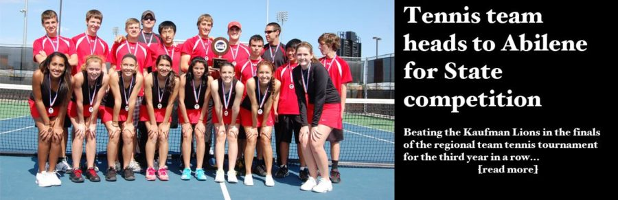 Tennis team heads to State competition