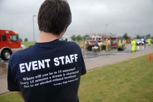School sees Shattered Dreams played out
