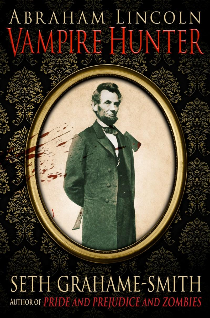 Abraham Lincoln Vampire Hunter Book Review The Red Ledger