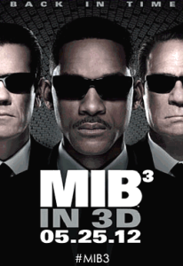 Third times the charm: Men In Black 3 Review