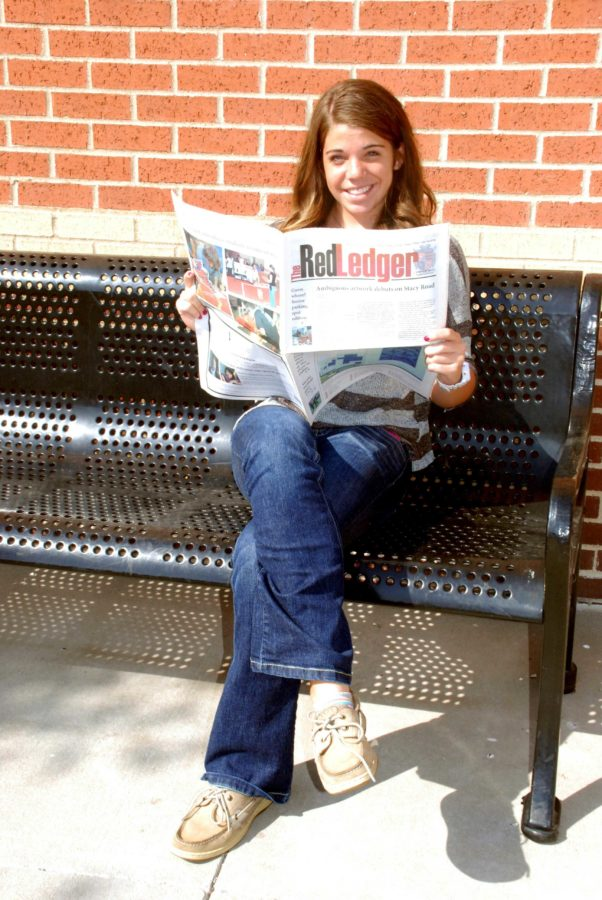 Ginger Hervey – Editor-in-chief