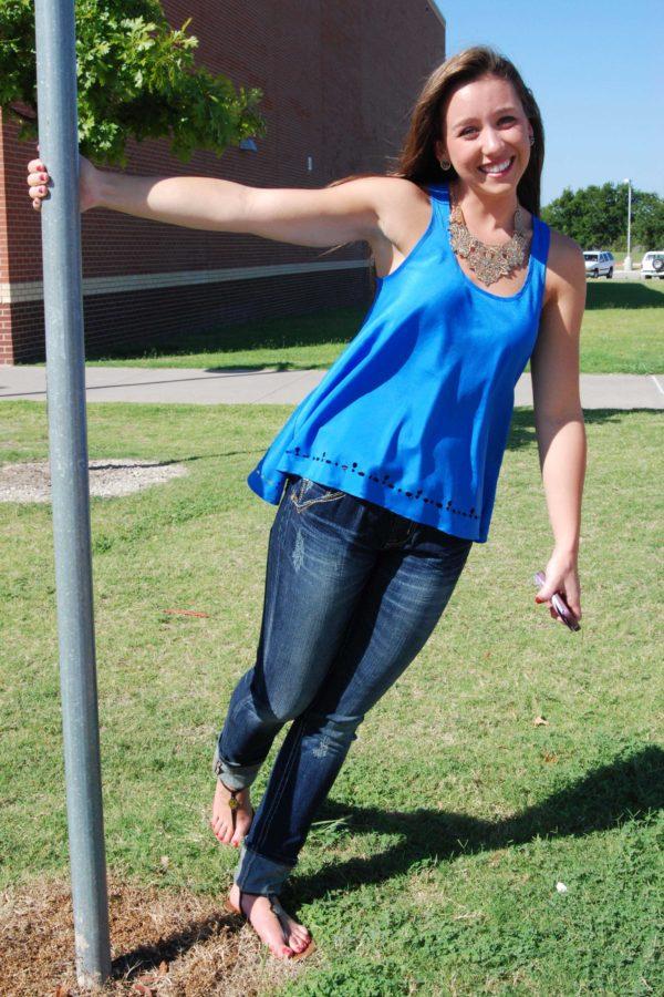 Jessica Parrott – Sports Editor