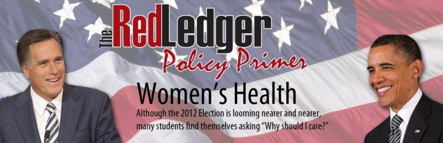 Policy Primer: Women's health