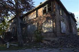Ties to the past to be torn down