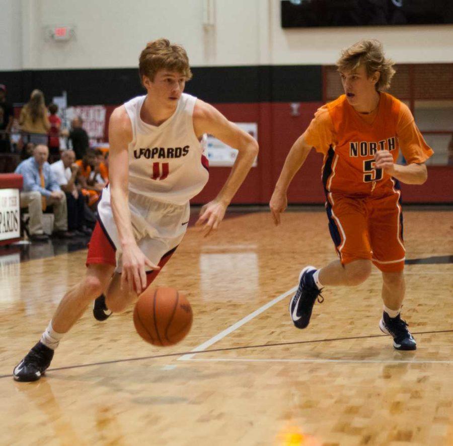 Boys basketball district streak hits eight