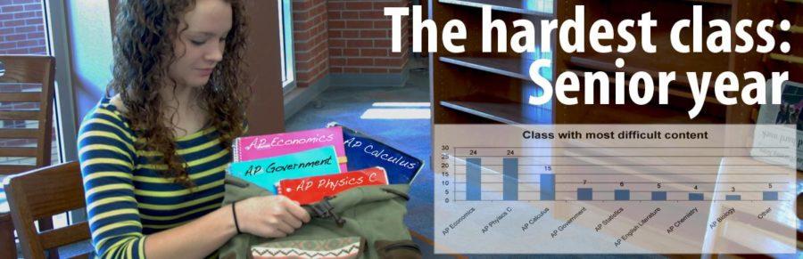 Calculus challenges seniors