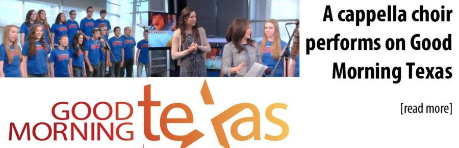 A+cappella+group+performs+student-arranged+piece+on+Good+Morning+Texas